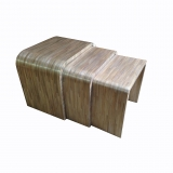 After Jean-Michel Frank, Nesting tables