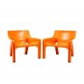 Vico Magistretti-Vicario-Chairs