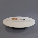 Matang & Natasha Sumant, Thali, Table basse en marbre