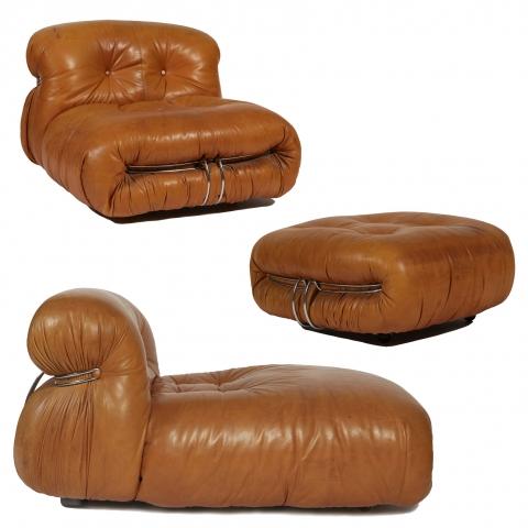 Afra-Tobia-Scarpa-Soriana-Lounge