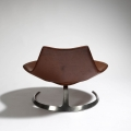 Preben Fabricius Scimitar Chair