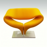 Pierre Paulin, Ribbon Chair, F 582