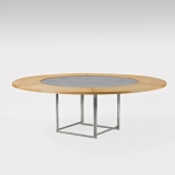 Poul Kjaerholm, PK54, Dining Table