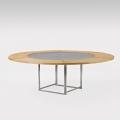 Poul Kjaerholm, PK54, Table de salle à manger