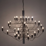 Gino Sarfatti, A beautiful chandelier