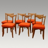 Guillerme & Chambron, Dining chairs