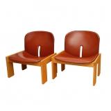 Afra & Tobia Scarpa, Chairs model 925